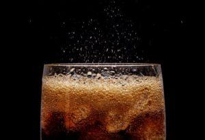 fizzy soda